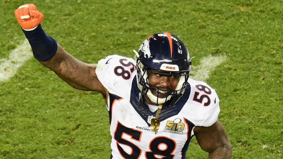 Von Miller Skipping Broncos Voluntary Offseason Workouts