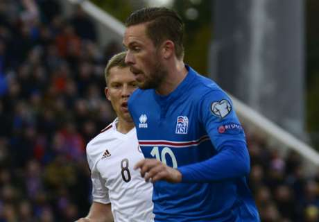 Sigurdsson idolised Beckham