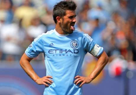 WATCH: Villa sent off after video replay