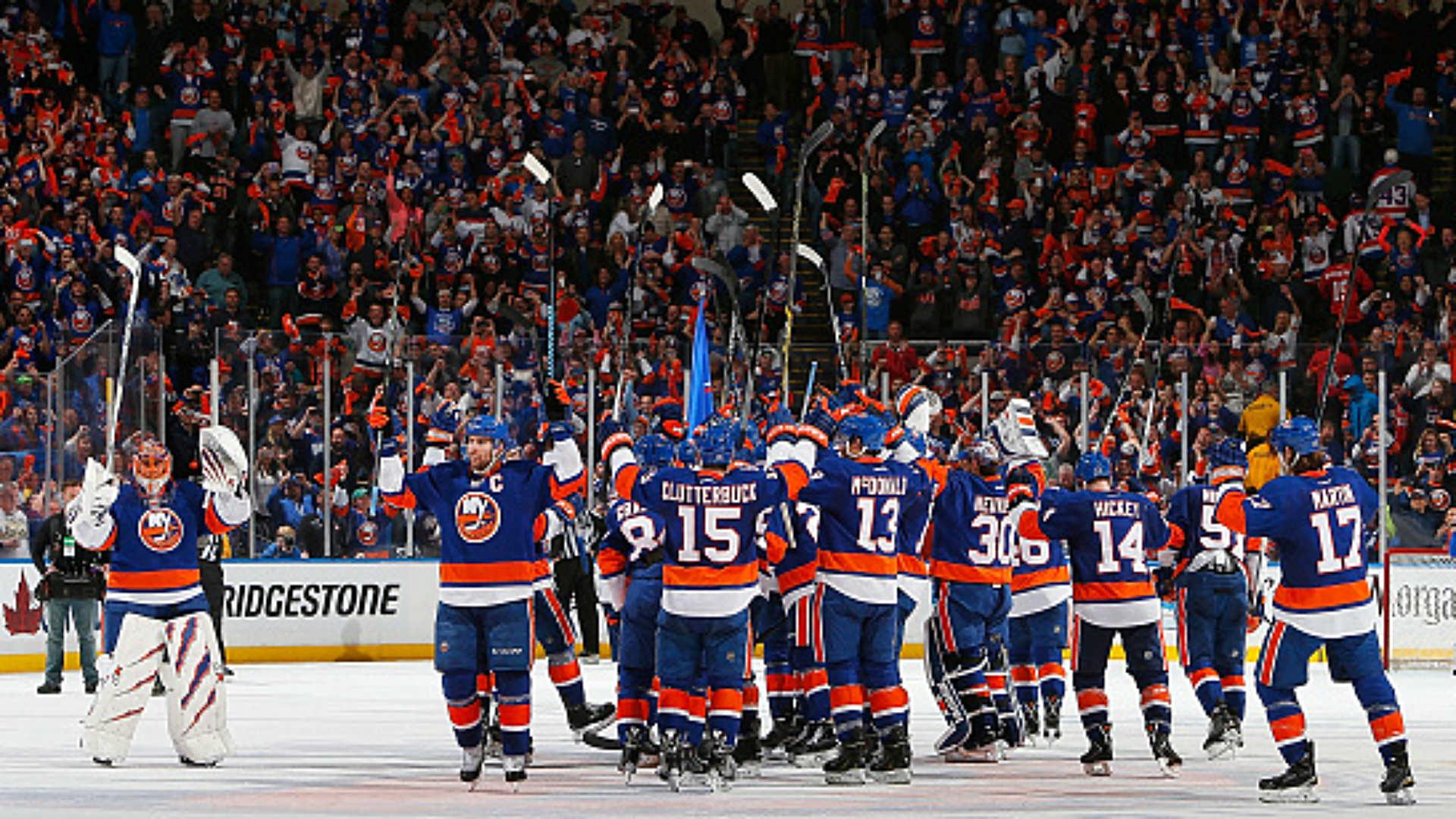 New York Islanders Wsvogljwuunjged