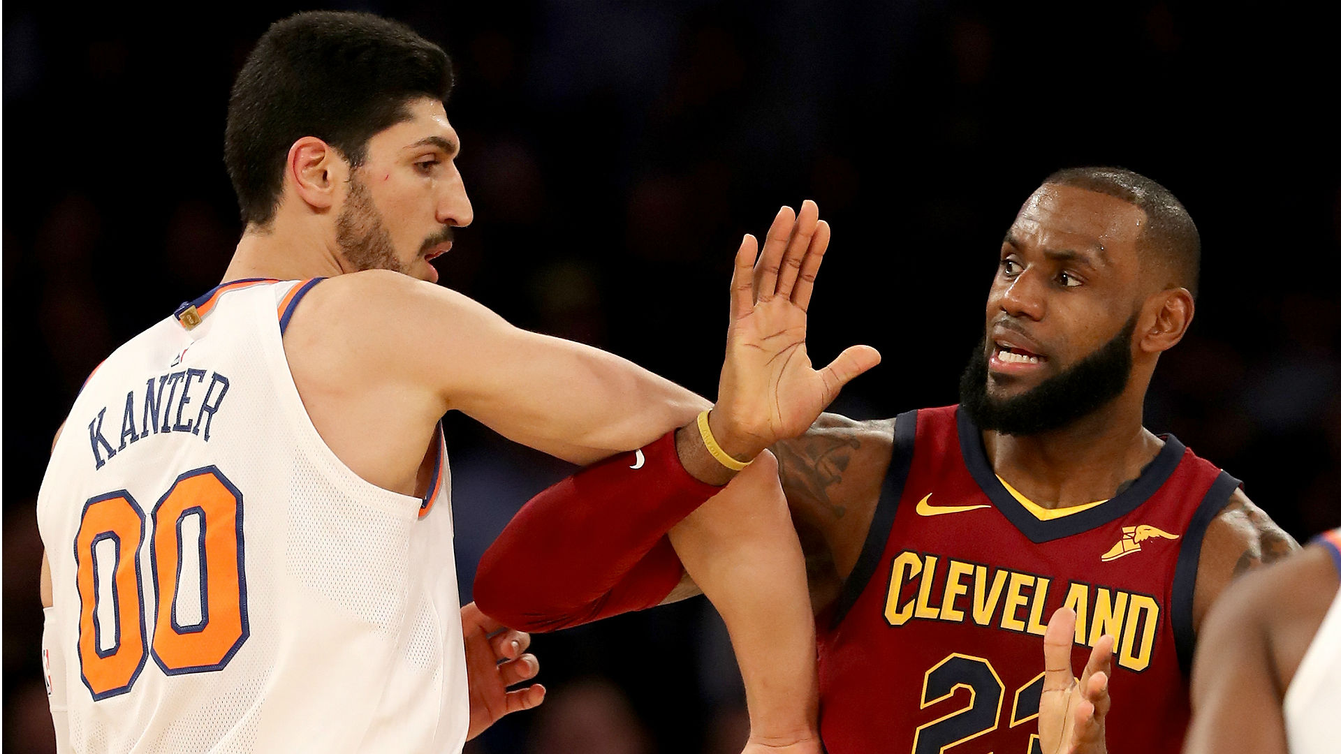 enes kanter wants lebron james to join knicks as free