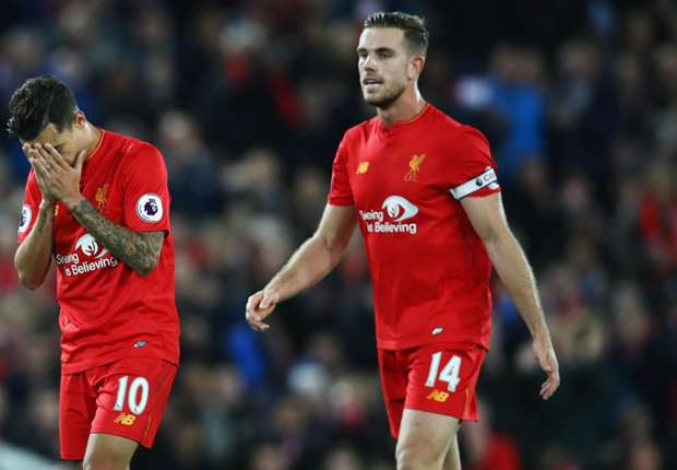 'They came to do a job' - Liverpool captain Henderson frustrated by Man Utd