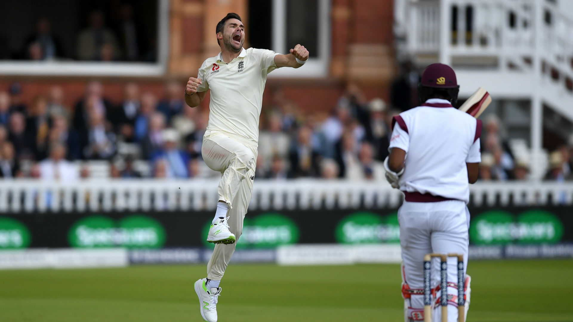 Anderson on the verge of becoming first English to bag 500th wickets