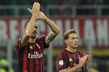 Stars Bonucci and Silva could be sold if AC Milan miss out on Champions League