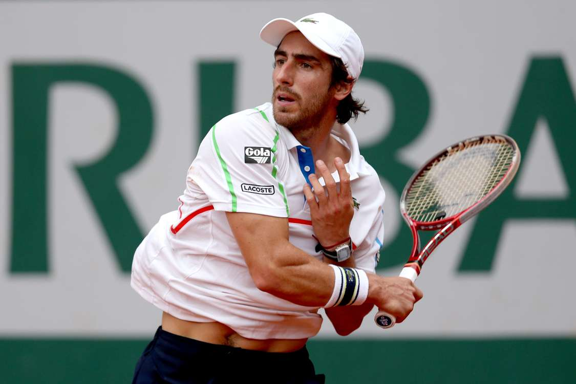 Cuevas stuns Verdasco to set up Berlocq clash