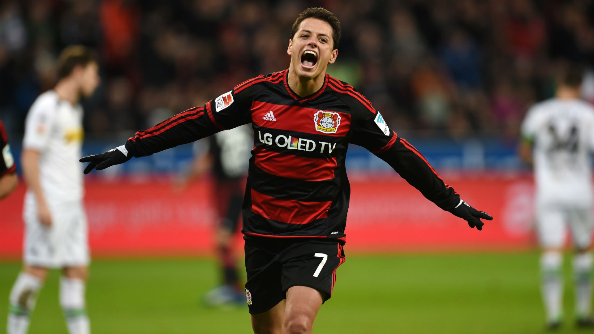 Javier 'Chicharito' Hernandez Reveals 99% Of Reasons For Bayer Leverkusen Switch