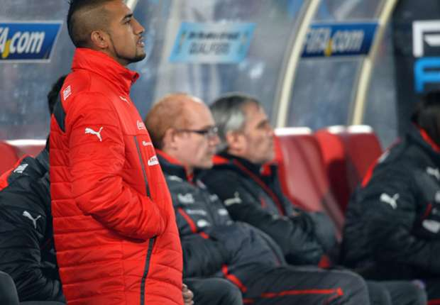 Chile boss Sampaoli buoyed by 'bold' Vidal return