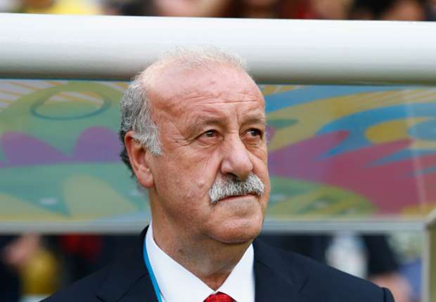 Del Bosque's future as Spain boss to be resolved in 'next few days'