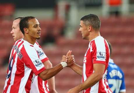 Match Report: Stoke City 3-0 Portsmouth