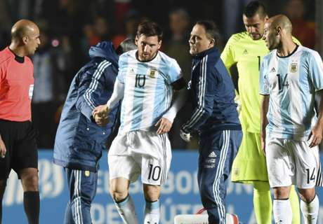 Mascherano & Higuain hopeful for Messi
