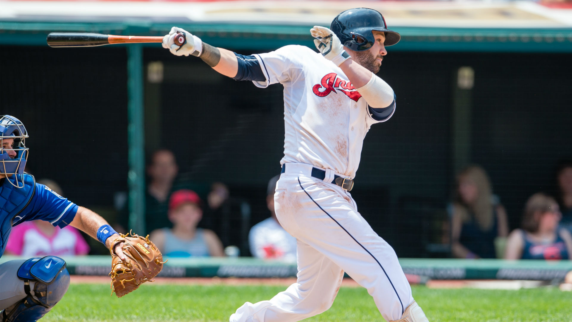 Indians place 2B Jason Kipnis on 15-day DL