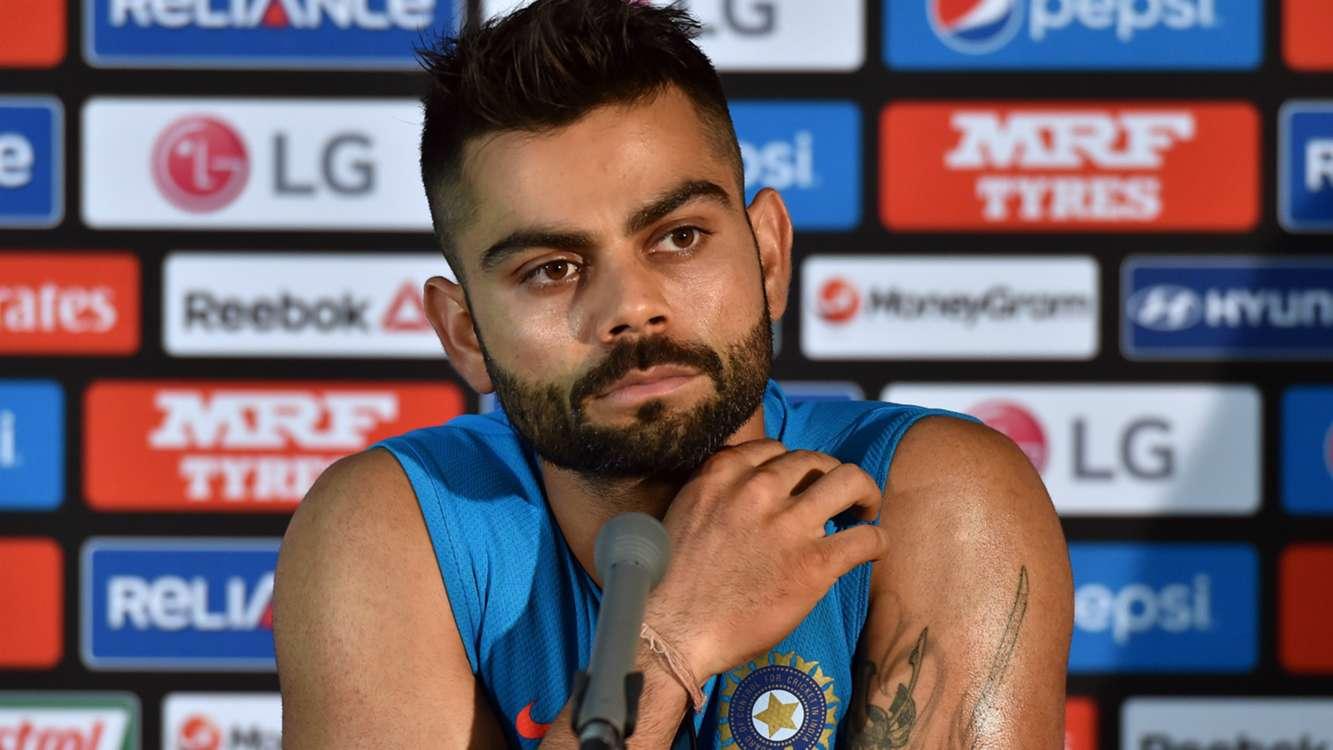 India play down Kohli rant