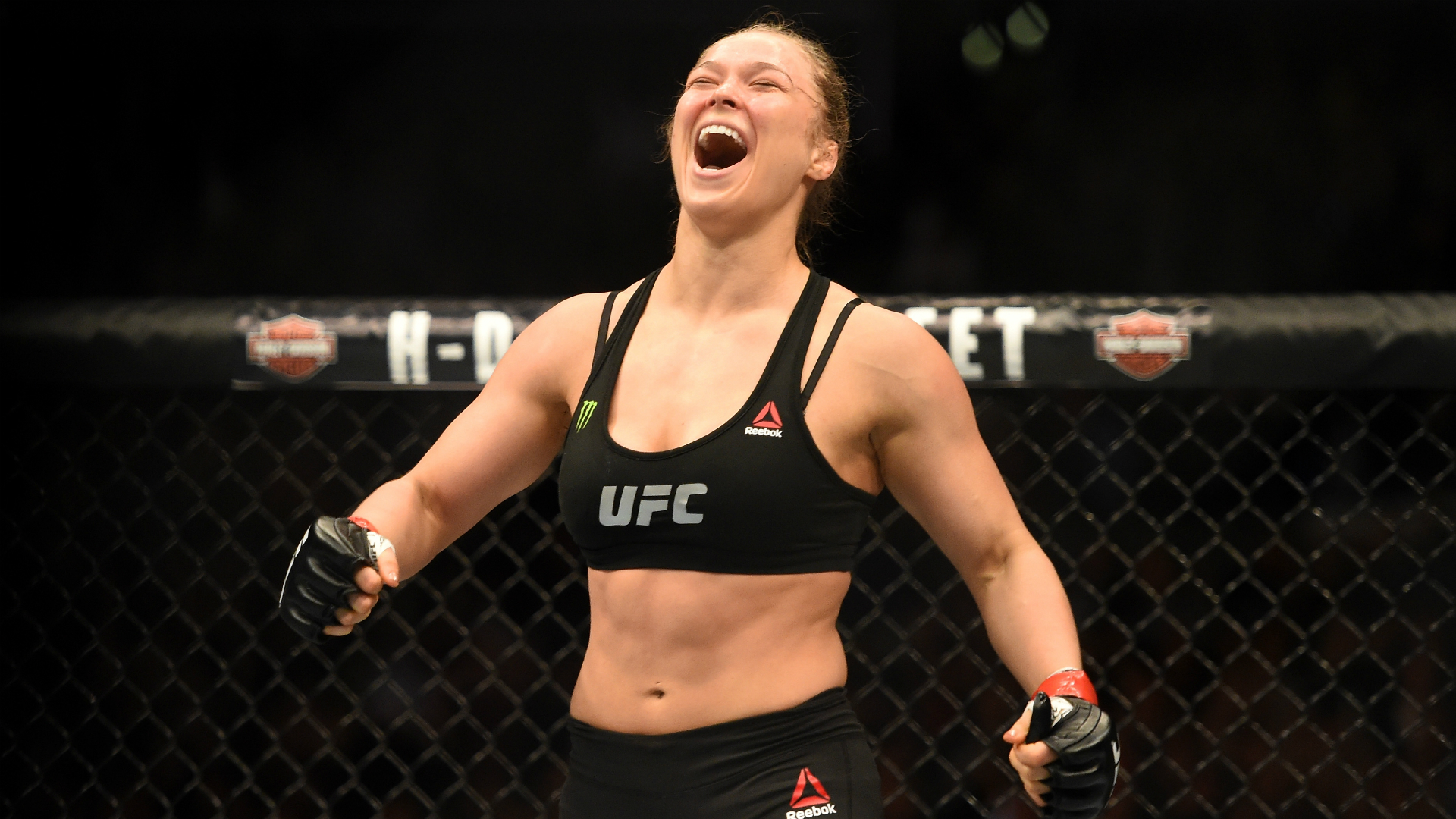 Dana White Doesn't Want Ronda Rousey To Fight Again