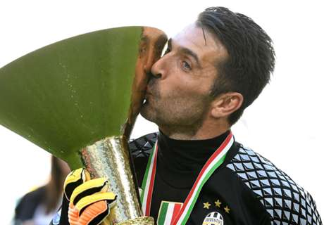 Chiellini backs Buffon for Ballon d'Or