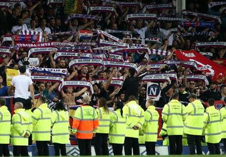 UEFA charge Hajduk Split, Everton