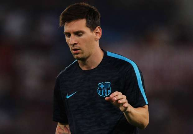 Messi recovery is on track, says Luis Enrique