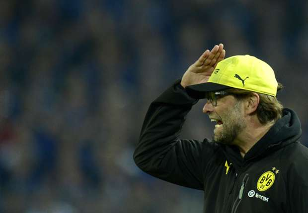 Dortmund need a telescope to see Bayern, says Klopp