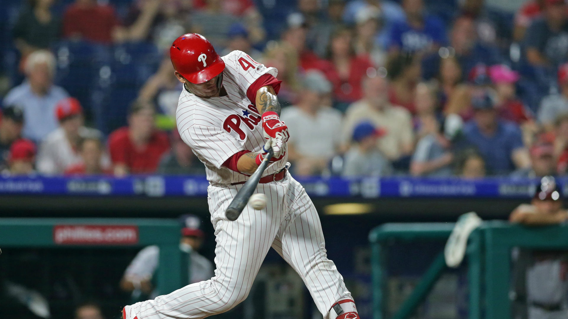 Major League Baseball hot stove: Mets sign catcher Wilson Ramos to 2-year deal