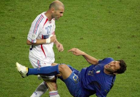 Materazzi clarifies Zidane incident