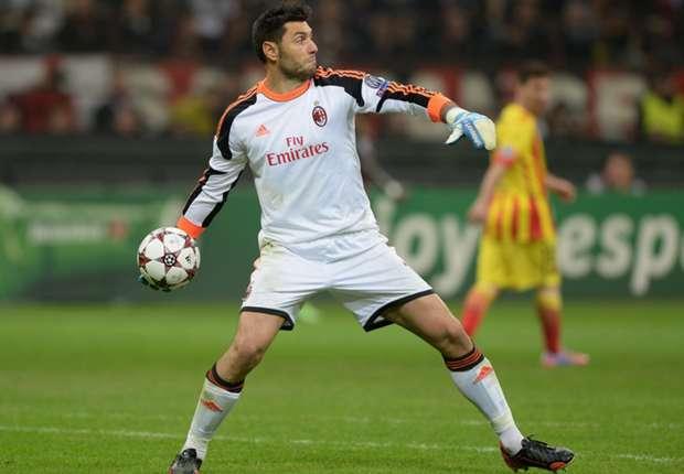 Amelia demands AC Milan exit