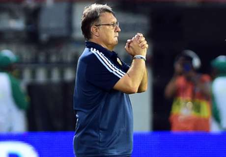 Martino relieved after win