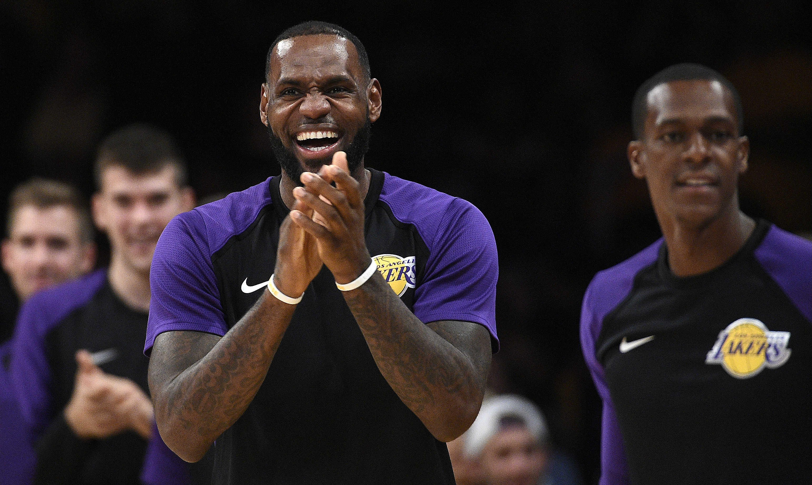 Most bets placed on Lakers, Celtics to win NBA title, sportsbooks say