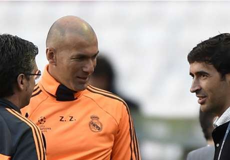 Raul: Madrid can dream under Zidane