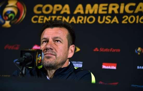 Dunga: Brazil will grow throughout Copa America