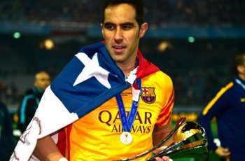Bravo: Barca will always be in my heart