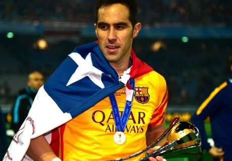 Bravo pens opener letter to Barca