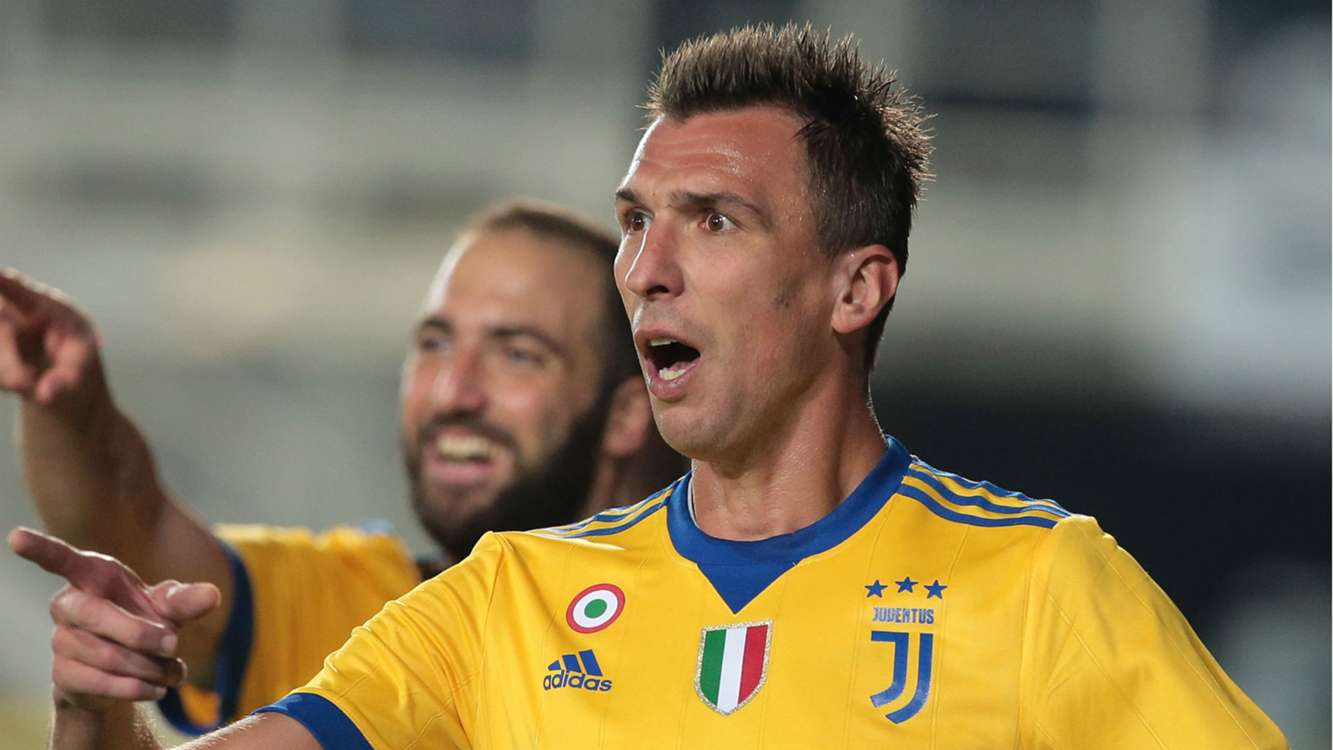 You won't like him when he's angry - Mandzukic ready for Juve v Lazio