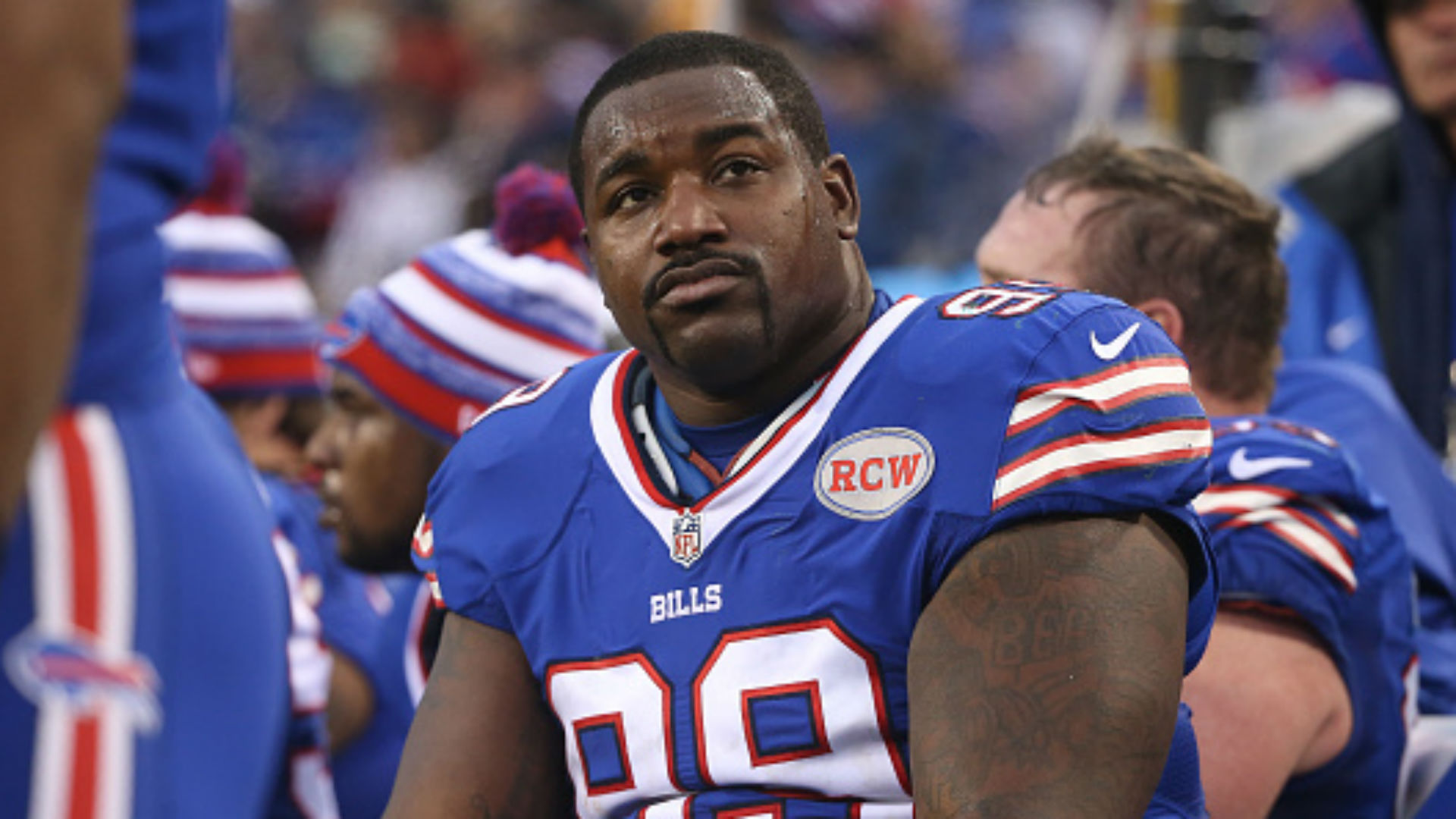 NFL trade deadline Bills send DT Marcell Dareus to Jaguars