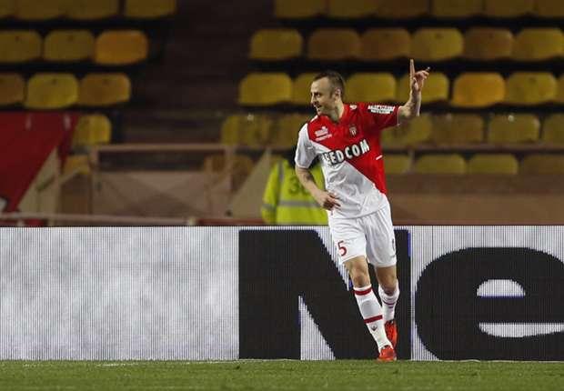 Monaco striker Dimitar Berbatov