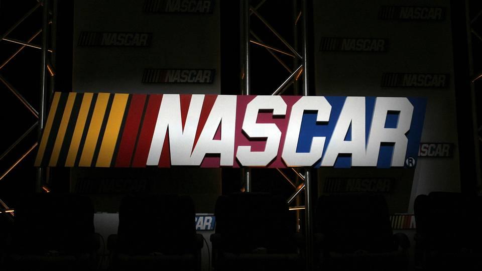 Previous NASCAR logo