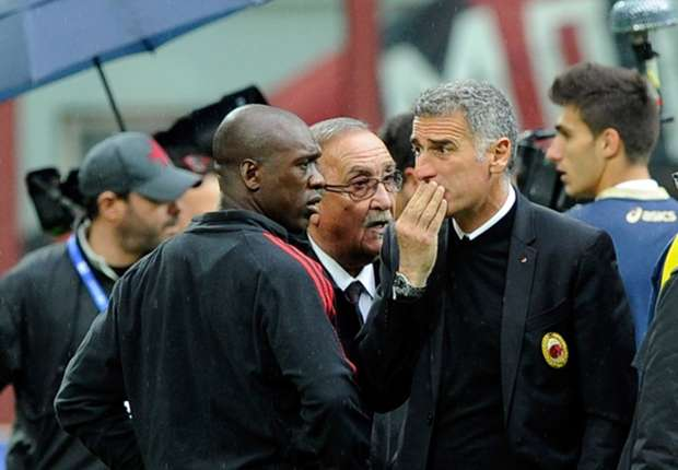 Clarence Seedorf: It's my duty to restore enthusiasm