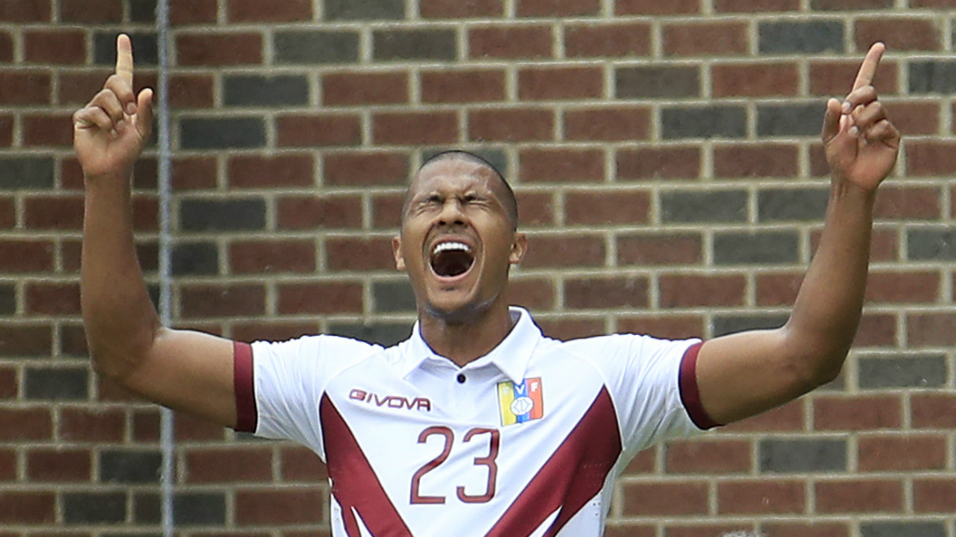 Salomon Rondon leads Venezuela to dominant win over the United States