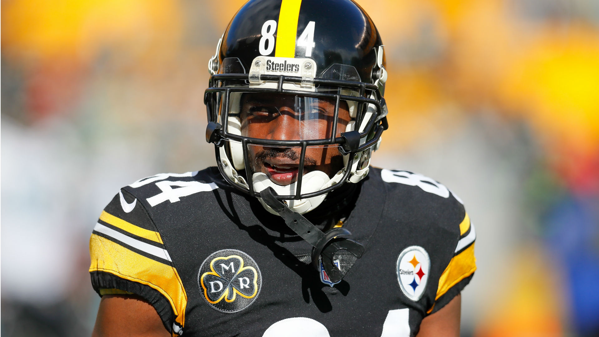Steelers' Antonio Brown To Twitter Critic: