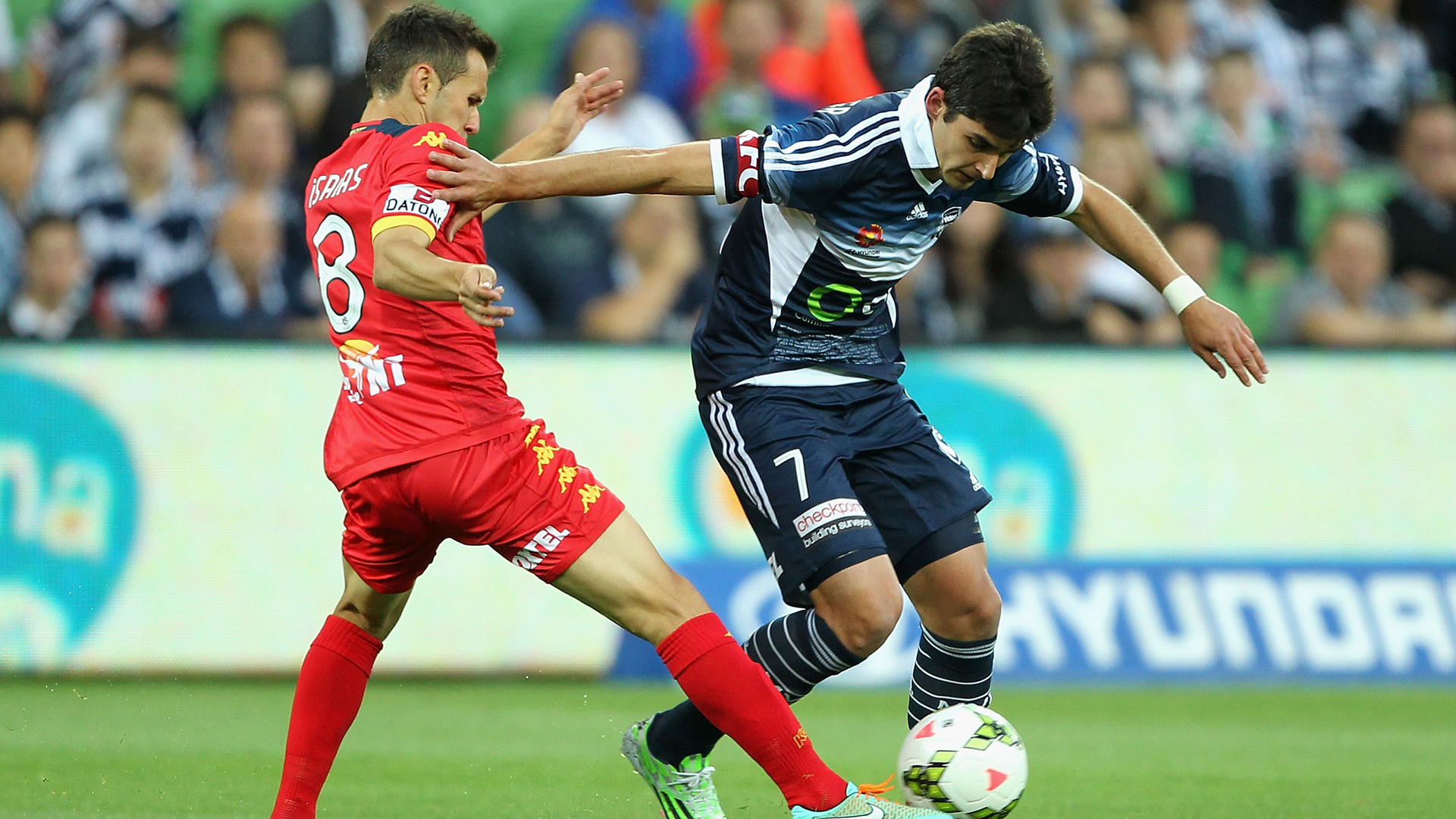A-League Preview: Victory visit Adelaide in key clash