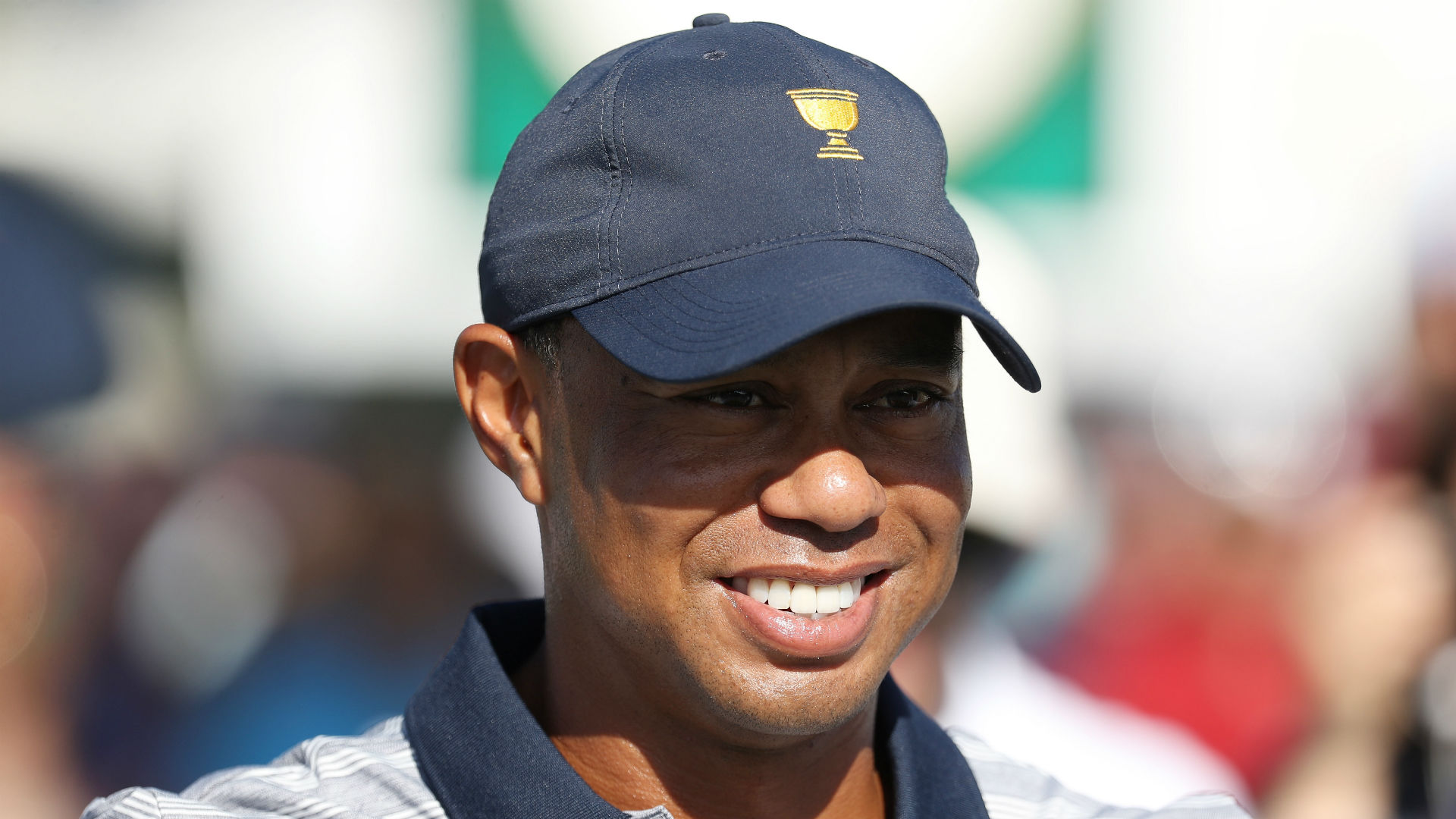 Tiger Woods shows off progress with 'stinger' video