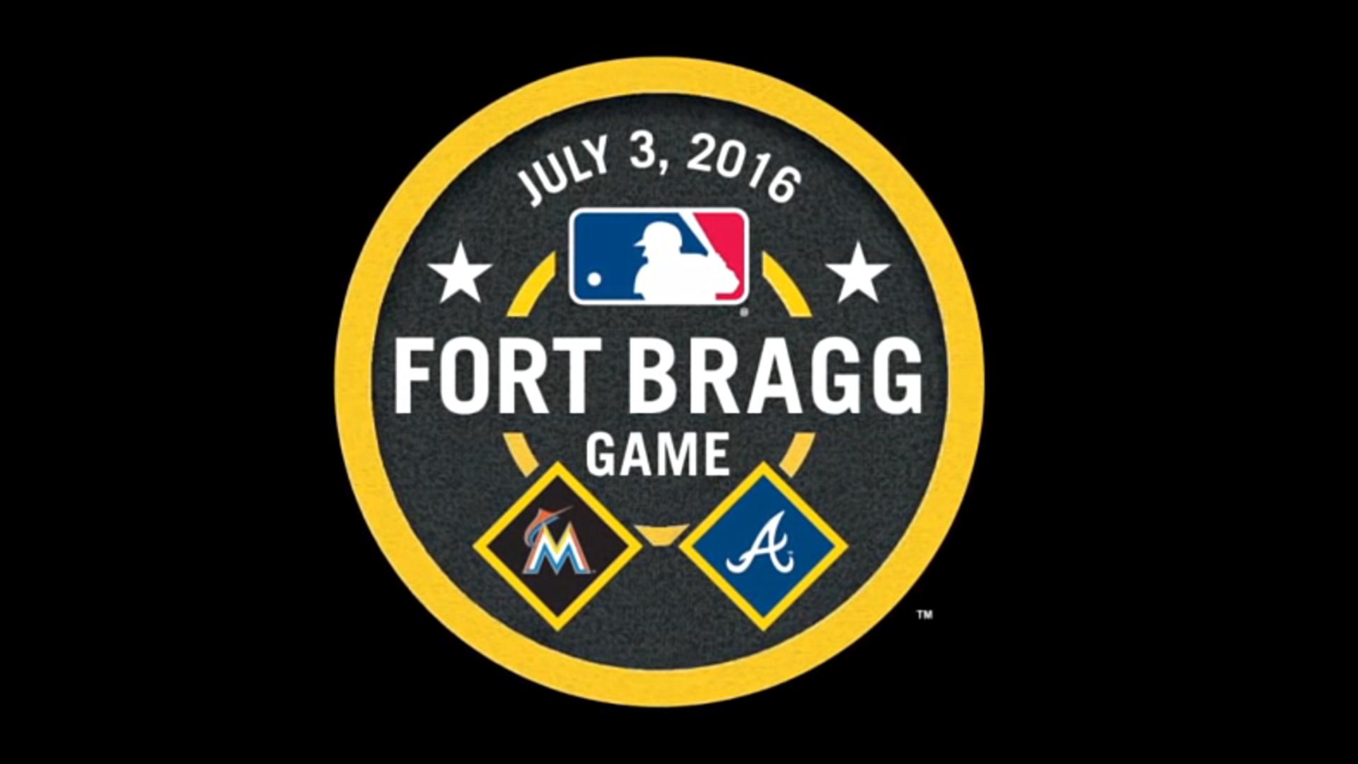 2016 Fort Bragg Game logo