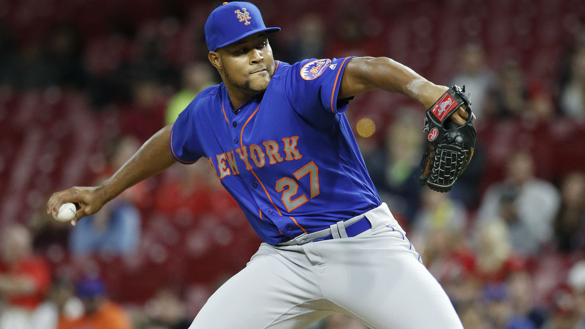 Closer Jeurys Familia traded by Mets to Oakland