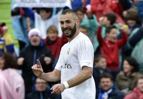 Zidane backs dropped Benzema