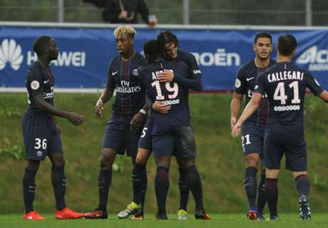 Emery off to winning start at PSG