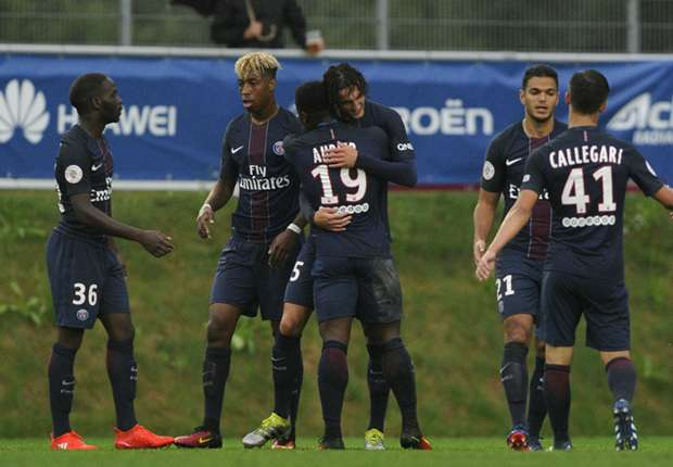 Video: PSG vs West Bromwich Albion