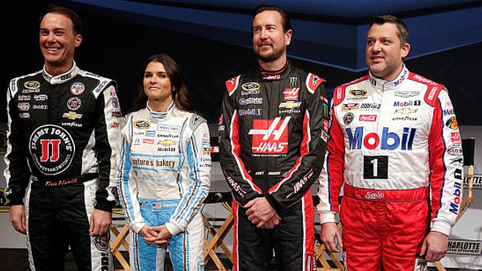 Stewart-Haas Racing team