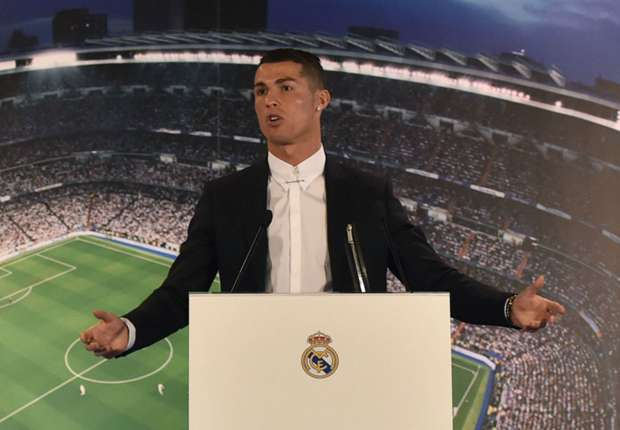I'll always be the same Ronaldo - Cristiano unfazed by critics