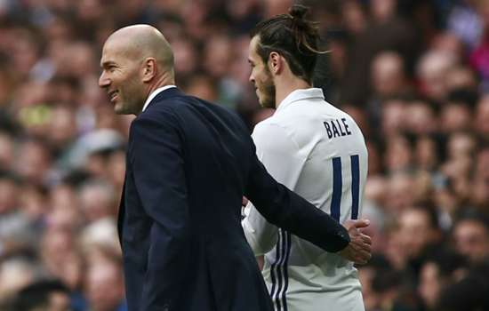 Zidane wants 'no changes' in Real Madrid squad amid Bale exit talk
