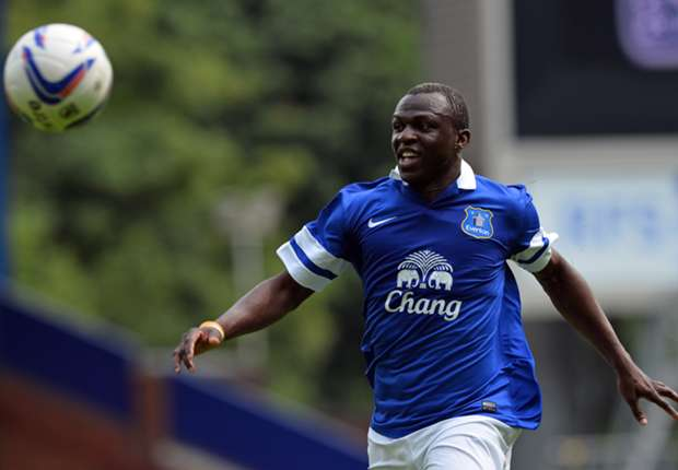 Kone ready to prove his worth at Everton