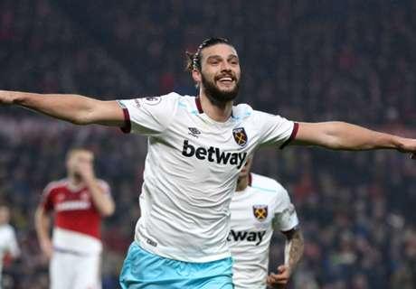 Rejuvenated Carroll shines for West Ham
