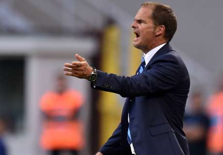 I can't perform Inter miracles – De Boer